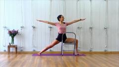 Yoga para fortalecer las piernas