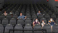 Un cine de Lorca es el primero en reabrir en la Fase 2 tras el coronavirus