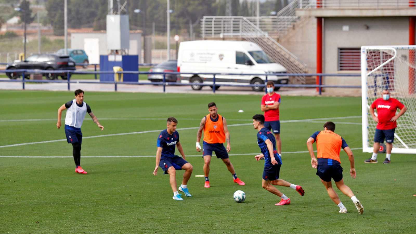 Vídeo: El fútbol volverá en España el próximo 11 de junio