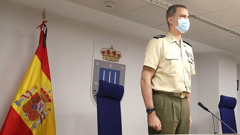 Discurso íntegro del Rey Felipe VII en el Día de las Fuerzas Armadas