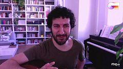 OT 2020 - El poeta y músico Marwan ha dado una clase de composición en OT 2020