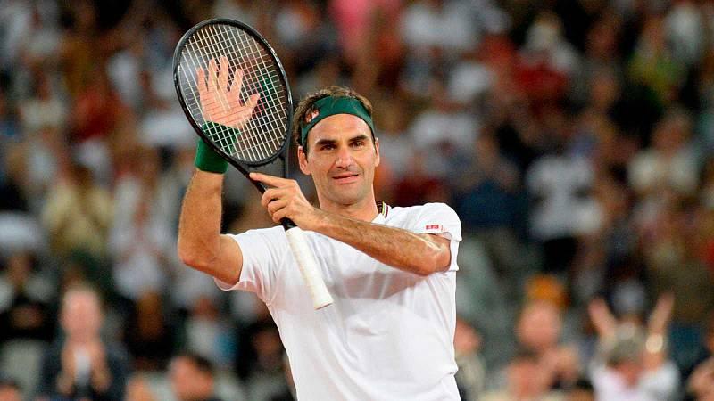 Federer supera a Messi y Cristiano y encabeza la lista Forbes