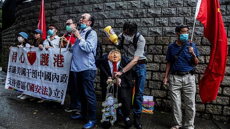 Vídeo: China considera una estrategia que Estados Unidos haya roto con la OMS