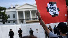 Las protestas por la muerte de George Floyd se extienden por todo Estados Unidos