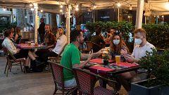 La Fase 3 elimina las franjas horarias y permite reuniones de hasta 20 personas