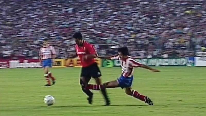 Fútbol - Copa del Rey 1991. Atlético de Madrid - Real Mallorca - ver ahora
