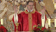 El día de Señor - Capilla de la sede de la Conferencia Episcopal (Madrid)