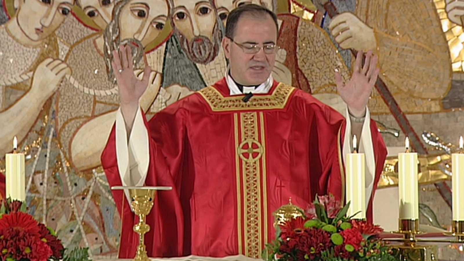 El día de Señor - Capilla de la sede de la Conferencia Episcopal (Madrid) - ver ahora
