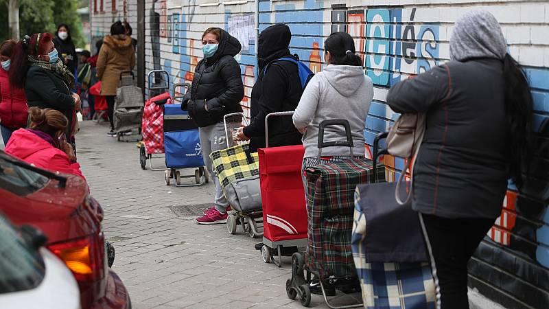 """Sánchez, sobre el ingreso mínimo vital: """"El país ha ganado en justicia social, pero, sobretodo, en decencia"""""""
