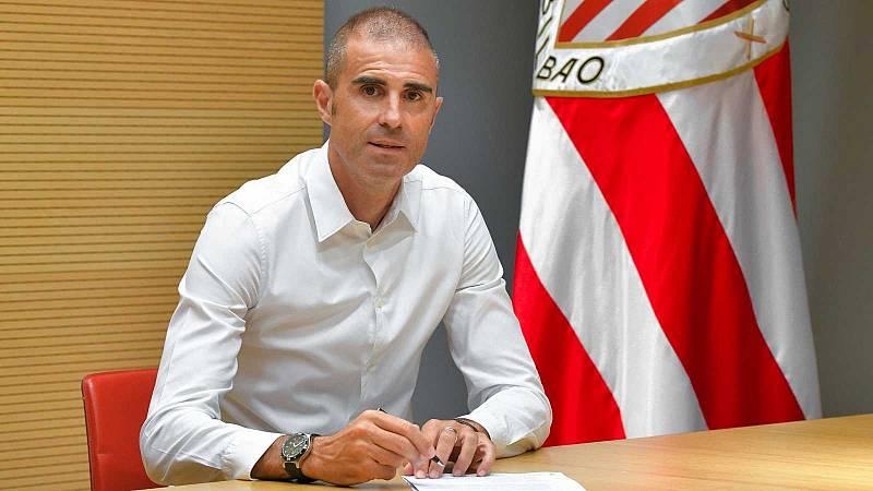 Gaizka Garitano renueva un año mas como técnico del Athletic
