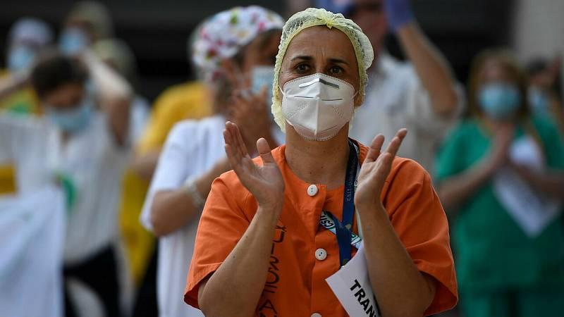 El Hospital Gregorio Marañón retoma las cirugías aplazadas