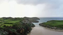 Caminando sobre las olas - Etapa desde Unquera a Poo de Llanes