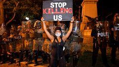 Las protestas por la muerte de George Floyd se extienden por Estados Unidos