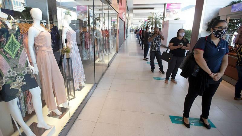 Los centros comerciales reabren en la Fase 2