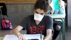 Los alumnos se enfrentan a los exámenes finales de manera online