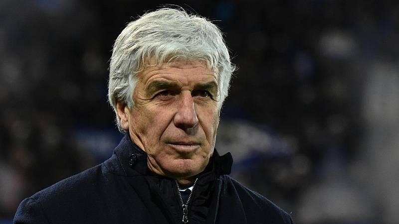 """Gasperini, técnico del Atalanta: """"El día antes del partido en Valencia ya tenía coronavirus"""""""