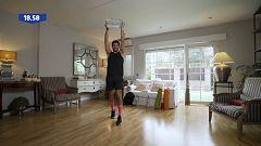 Muévete en casa - Programa 51 (Fuerza y trabajo cardiovascular)