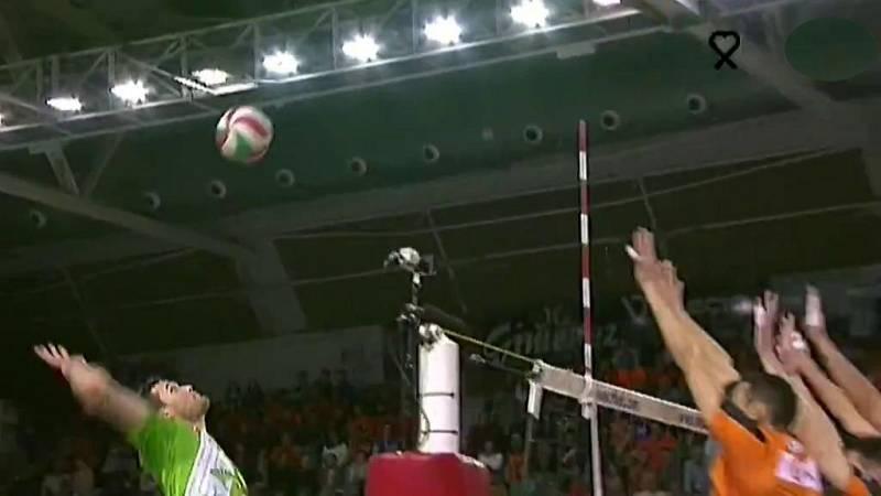 Voleibol - Final Copa del Rey 2015: CAI Teruel - Unicaja Almería - ver ahora
