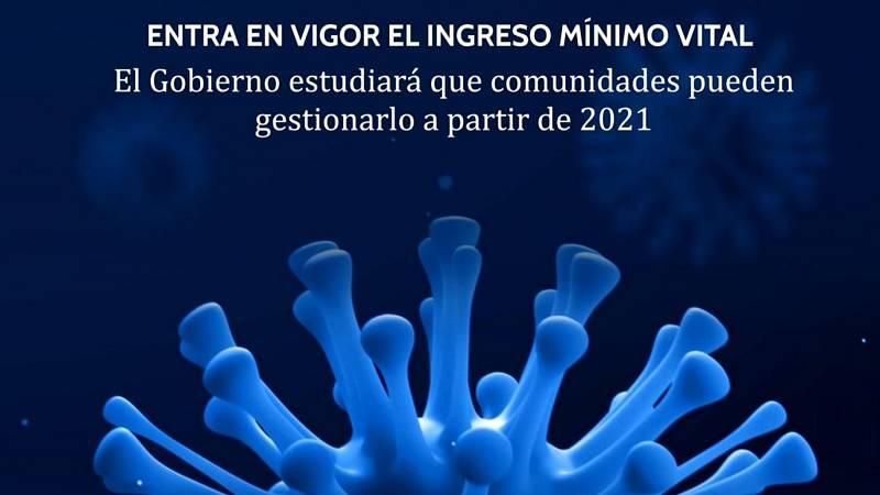 Especial Informativo - Coronavirus - 13 h. - 01/06/20 - ver ahora