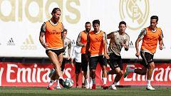 El Real Madrid, al completo, quiere ir a por la Liga