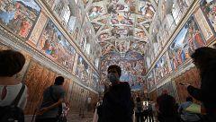 Reabren los Museos Vaticanos... sin turistas