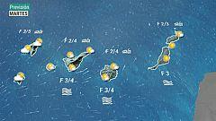 El tiempo en Canarias - 01/06/2020