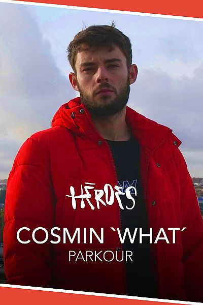 Héroes: Cosmin WHAT