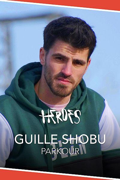 Héroes: Guille Shobu