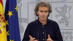 Especial informativo - Coronavirus. Comparecencia de Fernando Simón - 01/06/20