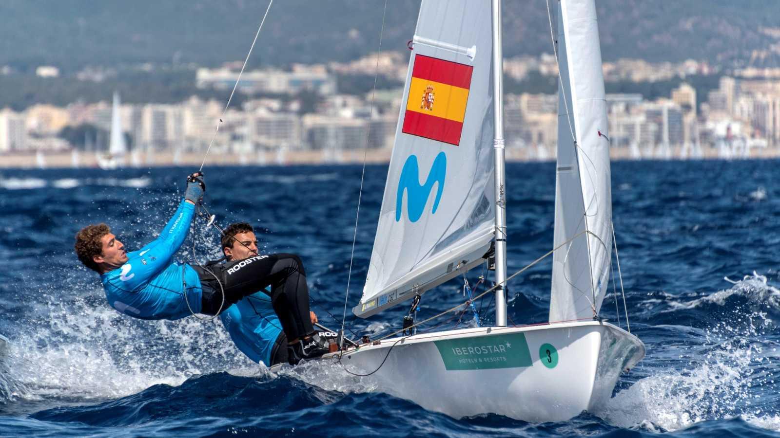 Xammar y Rodríguez vuelven al agua