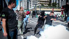 Aumenta la tensión en Brasil entre partidarios y detractores de Bolsonaro