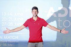 Djokovic ha aprovechado la cuarentena para mejorar a nivel mental