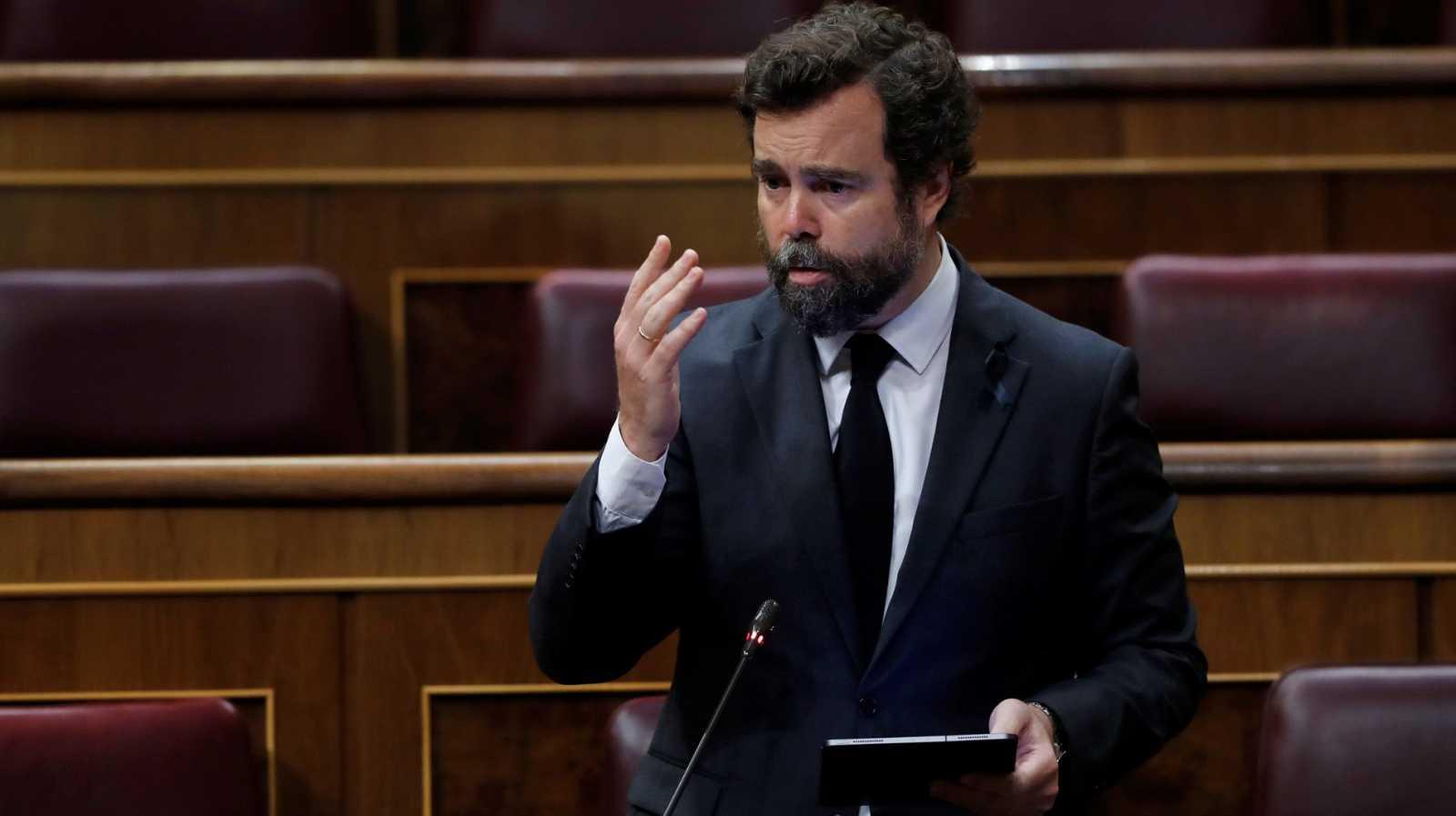 Espinosa de los Monteros acusa a Podemos de liderar los grupos antifascistas en España