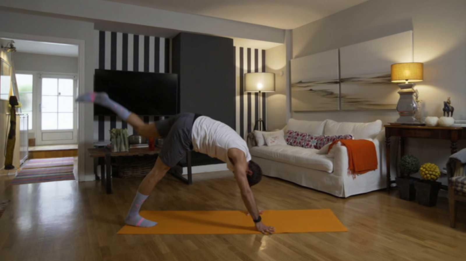 Muévete en casa - Programa 52 (Pilates) - ver ahora