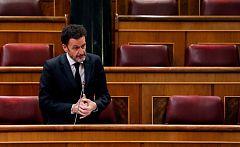 Edmundo Bal, diputado y portavoz de Ciudadanos: ''Desde el primer momento hemos denunciado los errores del Gobierno''