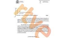 Marlaska cesó a Pérez de los Cobos por no informar del desarrollo de las investigaciones sobre el 8M