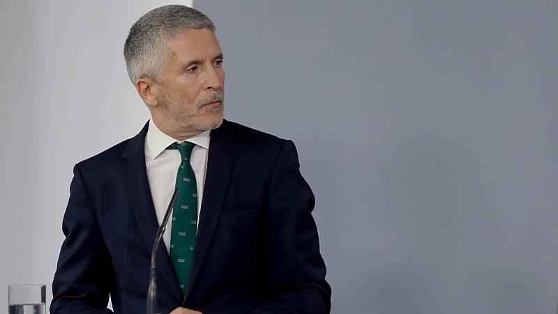 El Gobierno respalda la decisión de Marlaska y enmarca el cesde de Pérez de los Cobos en la pérdida de confianza