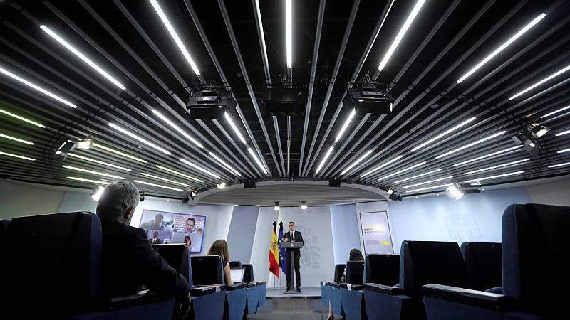 El acuerdo entre Ciudadanos y el Gobierno confirma la ampliación del Estado de Alarma