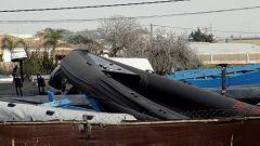 Investigan la colisión entre una patrullera de Gibraltar y una narcolancha que dejó dos fallecidos