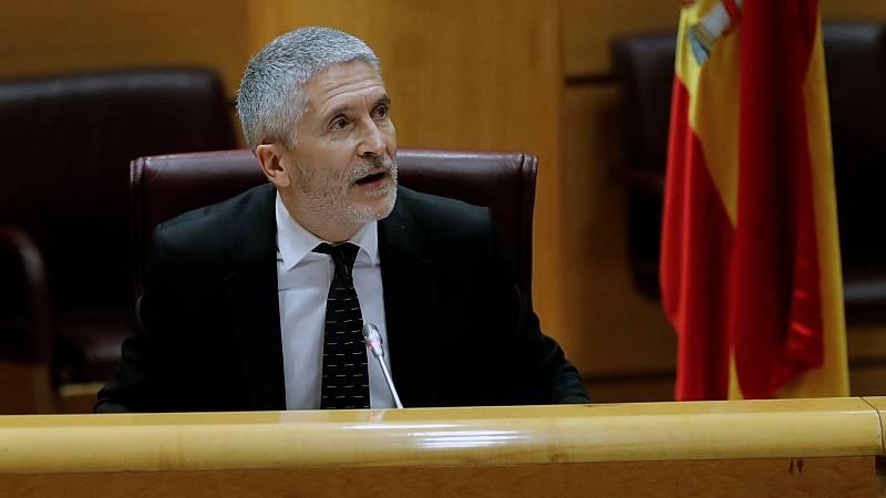 Marlaska asegura que no va a dimitir por no haber cometido ninguna injerencia