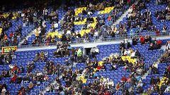 Sanidad valora que haya público en los estadios en la Fase 3