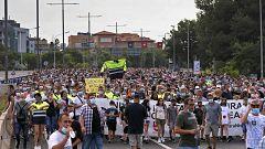 Los trabajadores de Nissan trasladan su protesta ante Renault, que gestiona la alianza en Europa