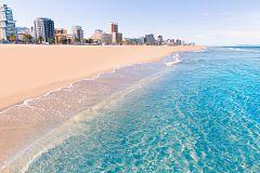 España Directo - Medidas de seguridad en las playas de Levante