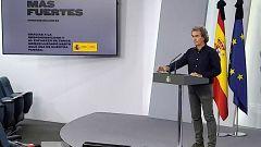 Especial informativo - Coronavirus. Comparecencia de Fernando Simón - 02/06/20
