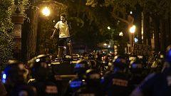 George Floyd: los manifestantes desafían el toque de queda en Estados Unidos