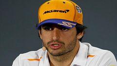 """Carlos Sainz ve """"coherente"""" el calendario para iniciar el Mundial de F1"""
