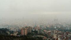 Segovia, Barcelona y Girona estarán en aviso naranja por lluvias