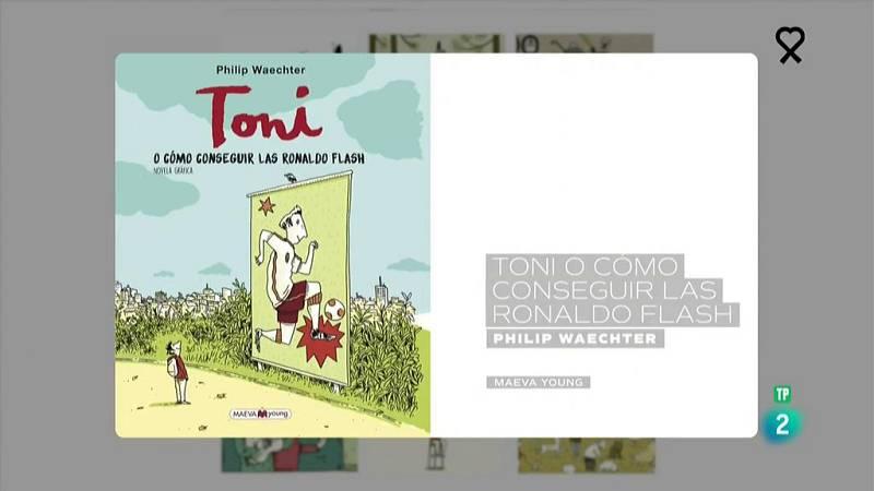 Página Dos - Miniclub - Las brujas de Ariete y Toni: o cómo conseguir las Ronaldo Flash