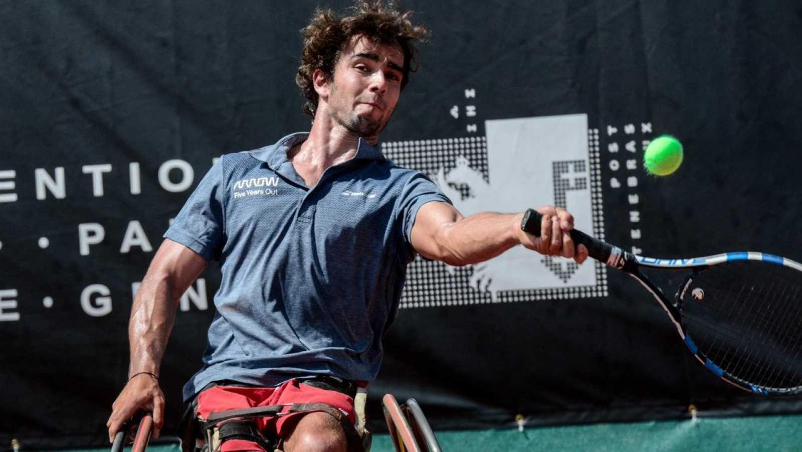 "Caverzaschi: ""Poder compartir pista con los cracks de la ATP es un honor"""