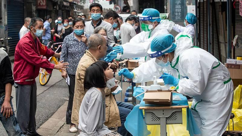 Wuhan detecta 300 casos tras realizar 10 millones de test